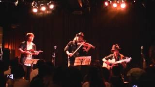 【フィドルナイト】 「Si Beg Si Mor」 (traditional Irish song) 【アイリッシュ名曲】12.07.07Fiddle 功刀 丈弘+悠情、Guitar 福江 元太