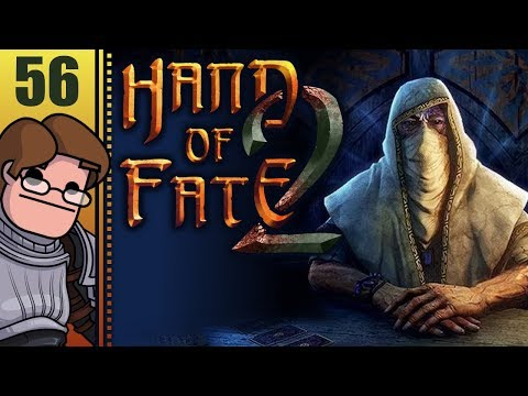 Let's Play Hand of Fate 2 Part 56 - Desert Crossing