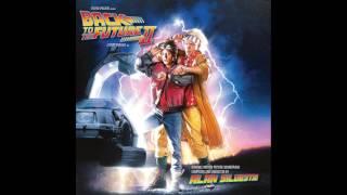 Скачать Back To The Future Part II Soundtrack Suite Alan Silvestri