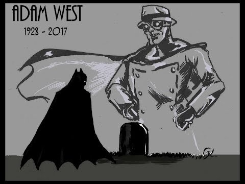 Adam West Tribute: Beware The Gray Ghost Review (Batman TAS)
