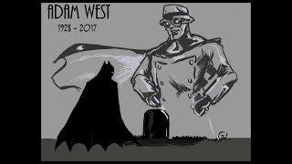 Adam West Tribute: Beware The Gray Ghost Review (Batman TAS)