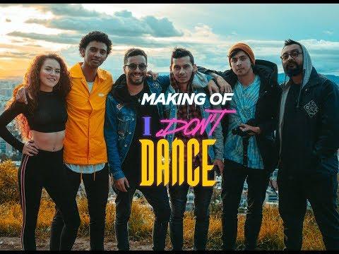 "Matoma & Enrique Iglesias – Making Of LyricVideo ""I Don't Dance (Without You)"""