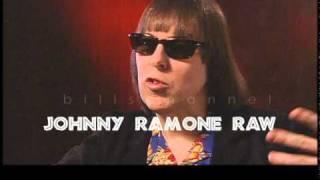 JOHNNY RAMONE - Last Interview