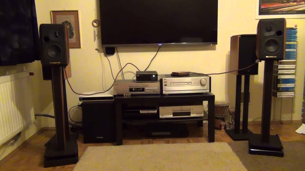 Naim Audio Nap 140 Power Amplifier Sonus Faber