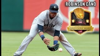 Robinson Canó |  Defensive Highlights |  2016