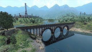 География мира Elder Scrolls - Нибенейский бассейн