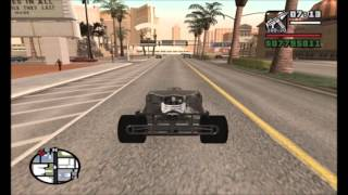 GTA San Andreas Car Mod - Fast And Furious 6 - Flipper - Download