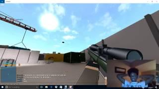 ROBLOX TIME BIH[Phantom Forces Beta]KSG'ng Noobs
