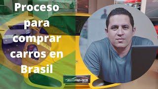 Será q un extranjero consigue comprar un carro en Brasil?