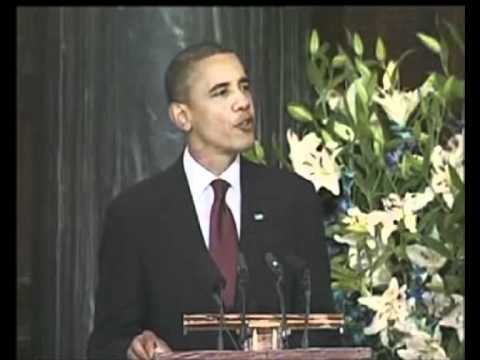 Obama Speech On Swami Vivekanand