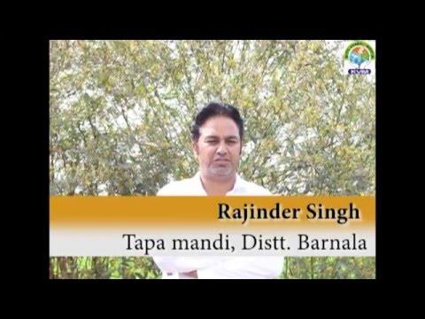 Young Organic Farmers of Punjab  3  Rajinder Singh Tapa