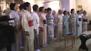 さくらコーラスの歌う日本の歌, 秋の音楽祭より Part 1. The Sakua Choir sings Japanese classics