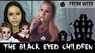 THE BLACK EYED CHILDREN!