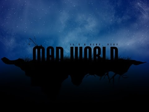 Mad world, a graphical meaning
