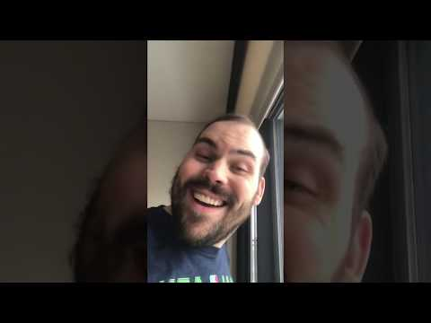 The Power Trip - VIDEO: Meatsauce is losing it...totally sober, just really bored...