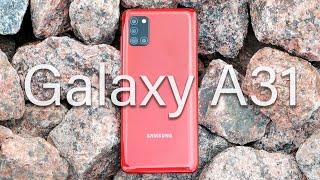 Samsung Galaxy A31 - Обзор