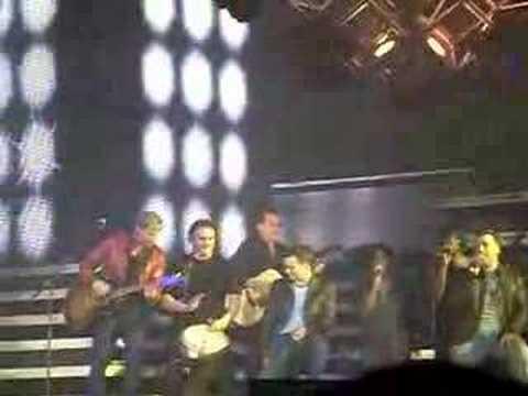 Westlife Live In Manchester 16/3 - Catch My Breath