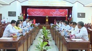 Phóng sự: Sơn La nâng cao hiệu quả hợp tác đào tạo với các tỉnh Bắc Lào
