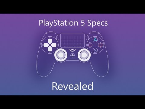 Sony PlayStation 5 Specs Revealed