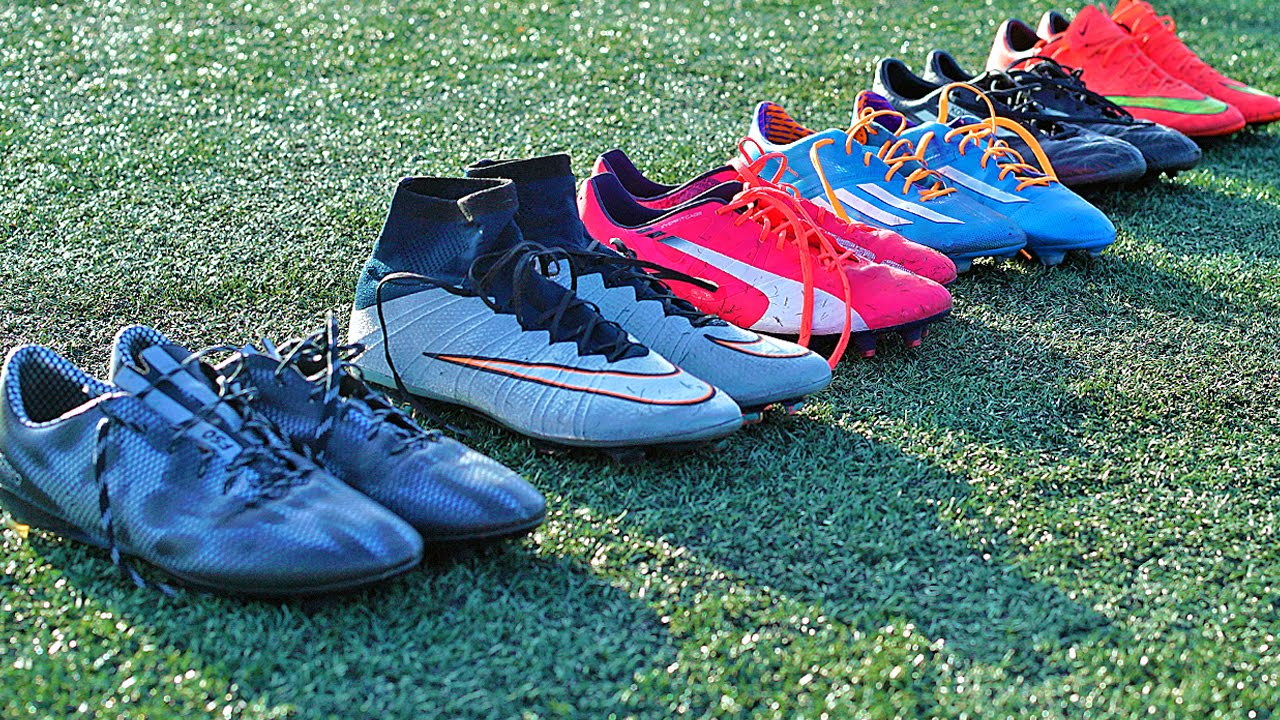 TOP 5 Best Football Boots