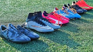 TOP 5 - Best Football Boots 2014