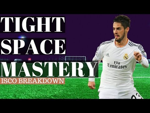 How To Operate In Tight Spaces Like Isco | Isco Alarcon Breakdown