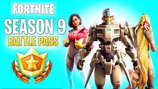 *NEW* SEASON 9 BATTLE PASS GAMEPLAY ! | Fortnite Battle Royale - LIVE | Episode - 156 | PS4