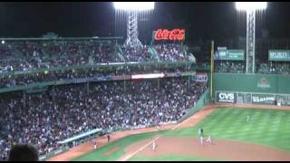 Sweet Caroline Fenway Park Boston Red Sox