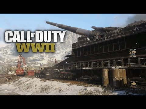 Call Of Duty WWII: Multiplayer (Team DeathMatch)