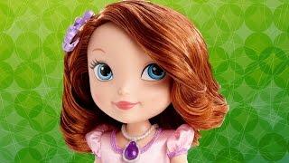 Disney Prensesi Sofia Oyuncağını Tanıtıyoruz