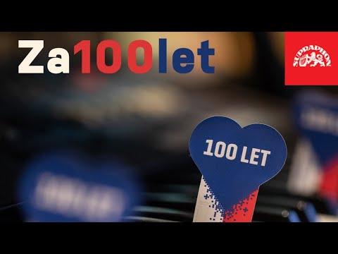 Za100let - Za 100 let vznik písně ke 100 letům republiky