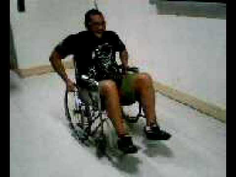 750bhp Wheel Chair