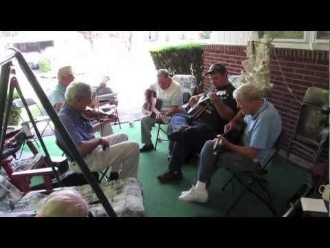 Reed Family Band with Alan Jabbour: Too Young to Marry