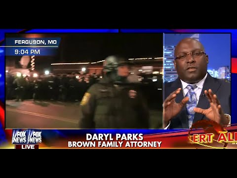 • Hannity Demolishes Brown Family Attorney • Ferguson • 11/25/14 •