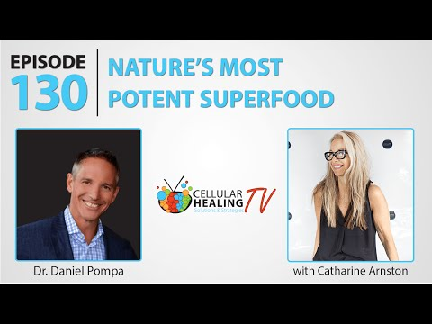 Nature's Most Potent Superfood - CHTV 130