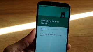How To Format Your Micro SD card to Internal Storage Memory on Android