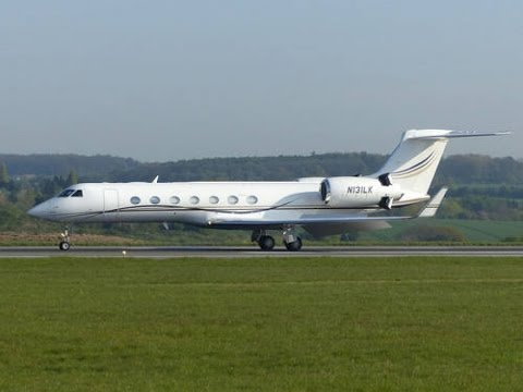 Pastor TB Joshua Secretly Purchases $60 Million Gulfstream G550 Private Jet