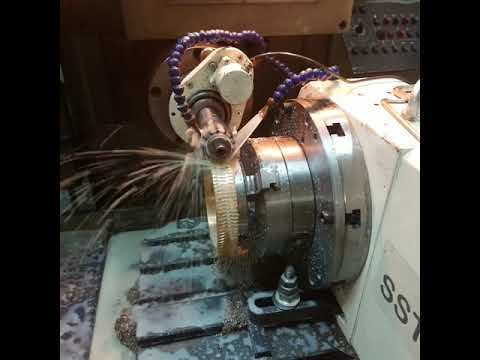 Rotormann - Rotary Table With Synchronizer