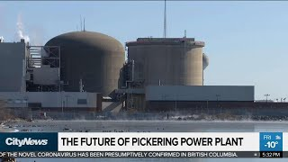 The future of the Pickering Nuclear Station