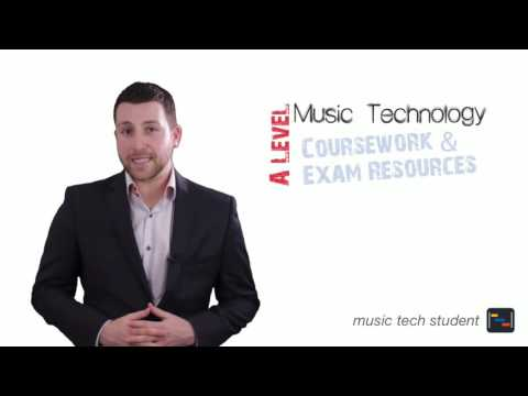 How to Prepare for A Level Music Technology