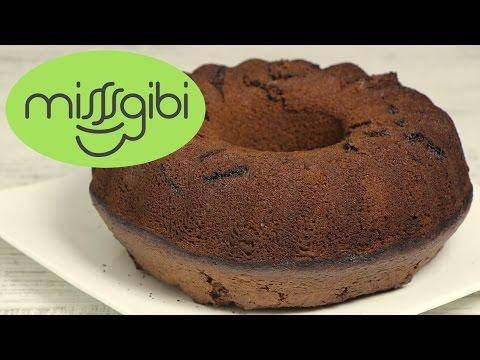 Çikolatalı Kek - Parça Çikolatalı Kek Nasıl Yapılır? - Kakaolu Kek