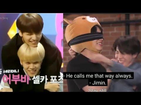 How Jimin loves Jungkook and how Jungkook loves Jimin (BTS Jikook-best  hyung dongseng relationship)