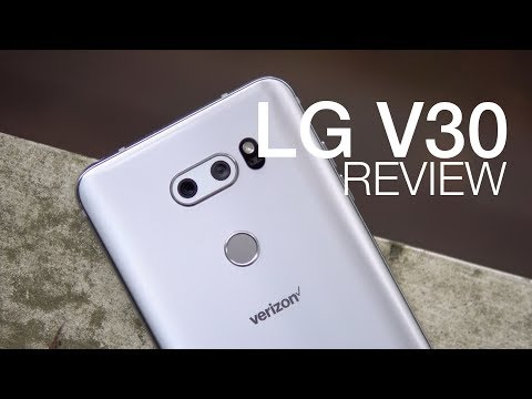 LG V30 REVIEW: The Best Yet