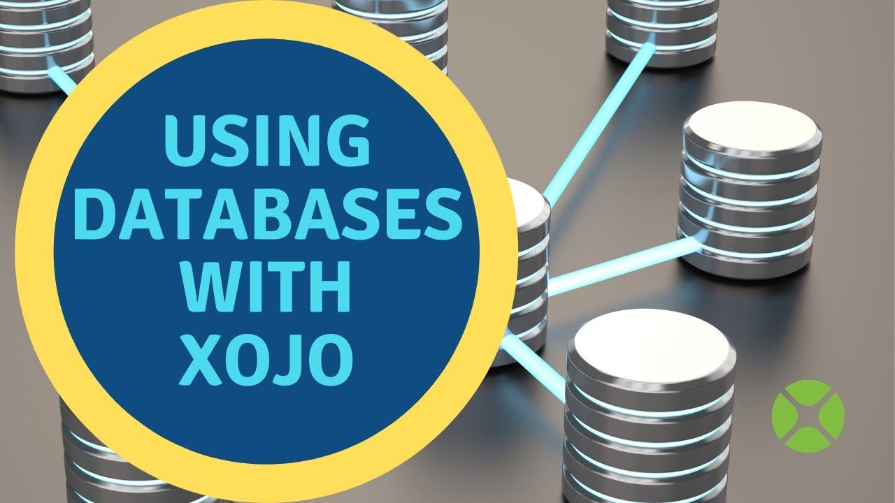 Creating a Database Application using Xojo