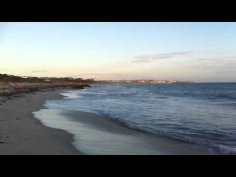 Ocean reef beach, Perth, Australia