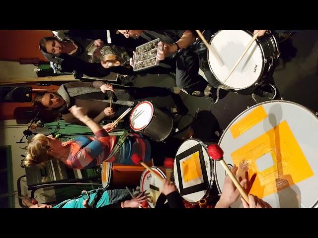 Break G - Samba Reggae