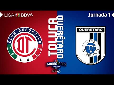Toluca G.B. Queretaro Goals And Highlights