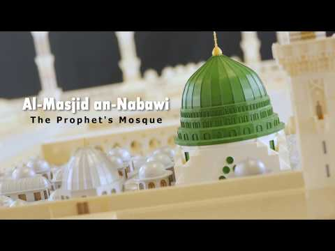 🆕beautiful 3d Model Of Masjid Nawabi Navbi Masjid Madina mosque