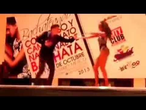 SOLO QUIERO DARTE UN BESO - Sergio Jasso & Bianca Chapman ALMA LATINA [Bachateando -  2013]