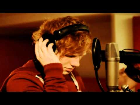 Ed Sheeran - Wonderwall Cover + Lyrics